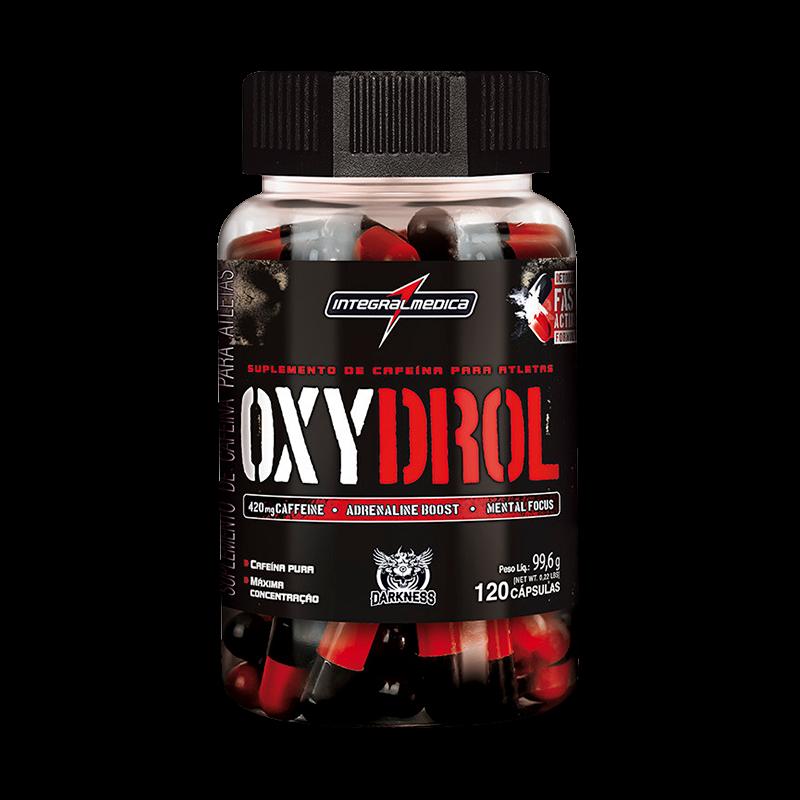 Oxydrol (120caps) IntegralMedica