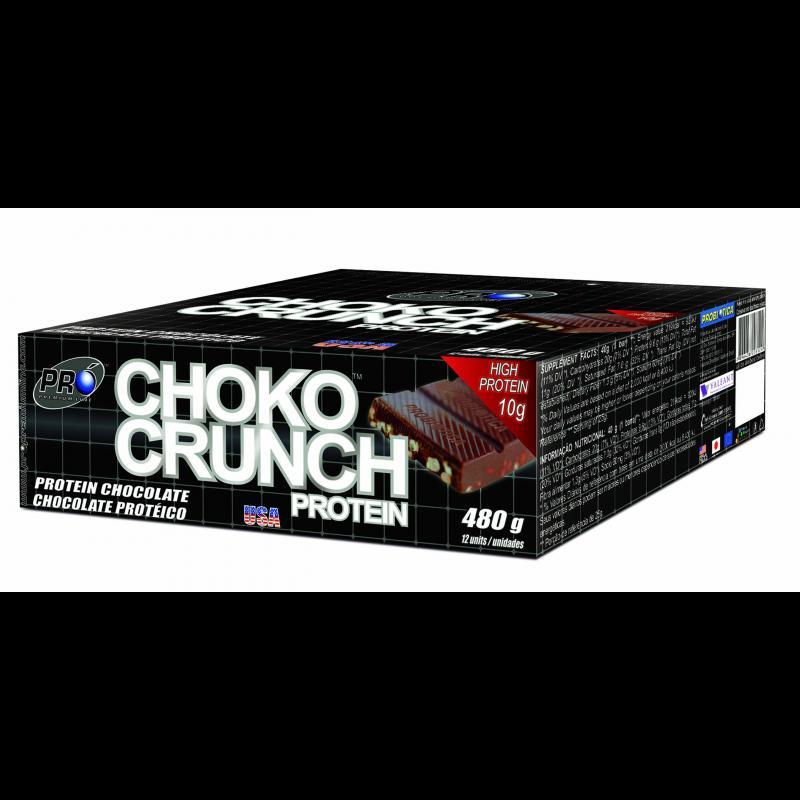 Choko Crunch Protein (12unid