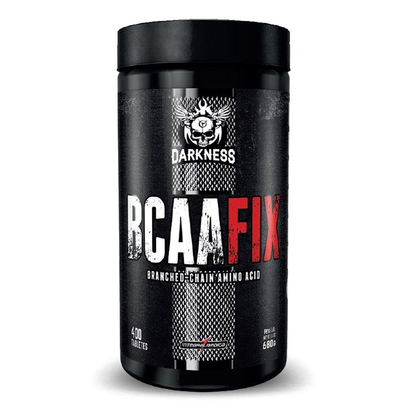 BCAA Fix Darkness (400tabs) IntegralMedica