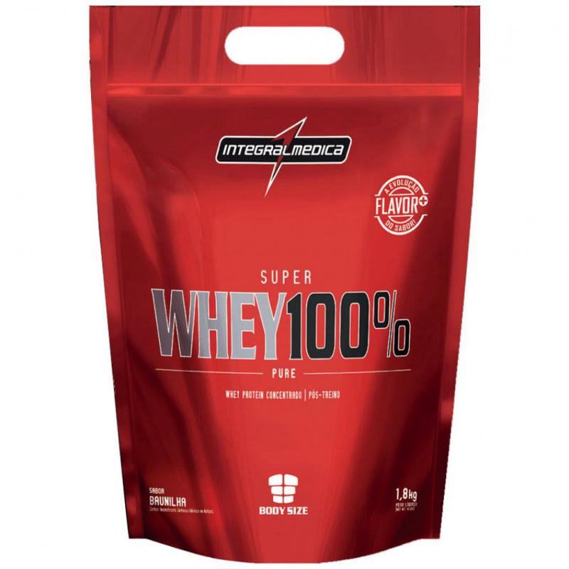 Super Whey 100% Pure (1 8kg) IntegralMedica
