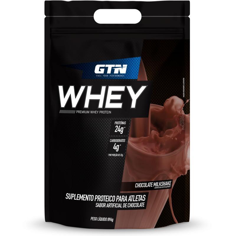 GTN Whey (896g) GT Nutrition USA-Baunilha