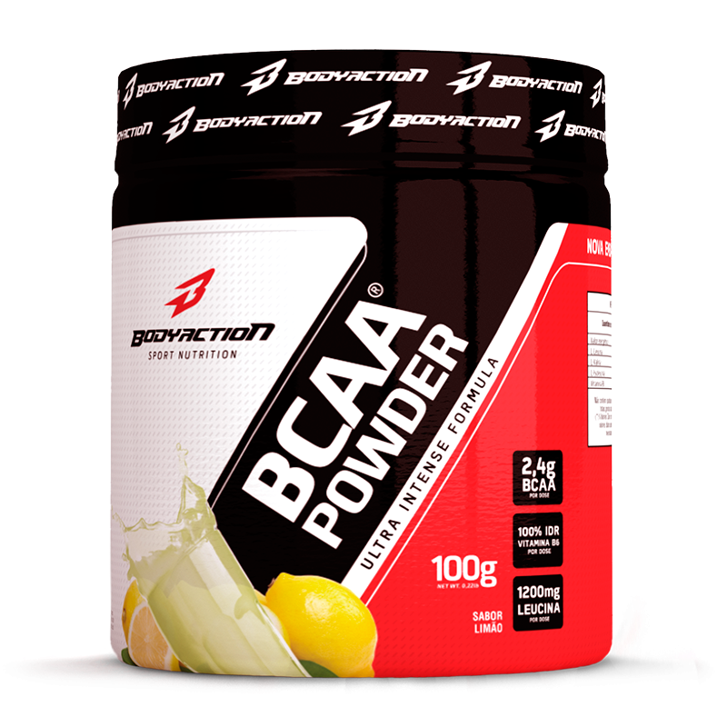 BCAA Powder (100g) Body Action
