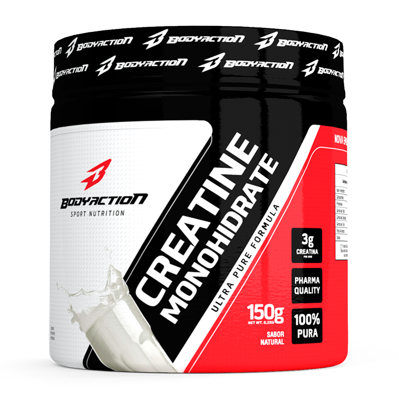Creatine Monohidrate (150g) Body Action