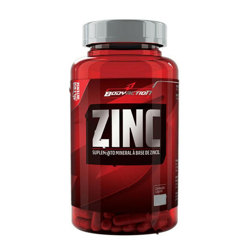 Zinc (100caps) Body Action