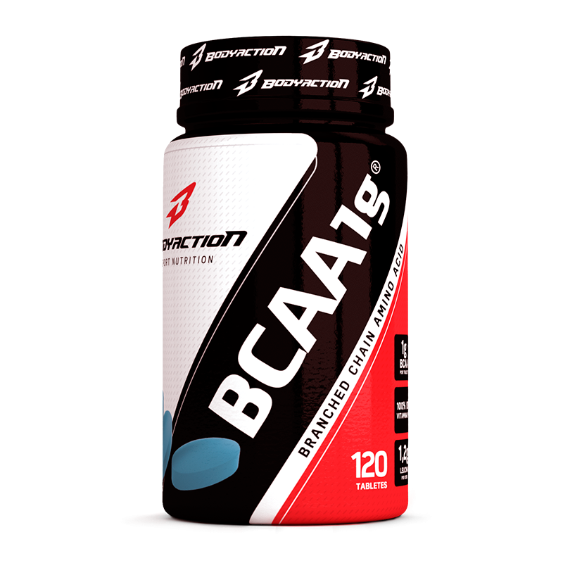 BCAA 1g (120tabs) Body Action