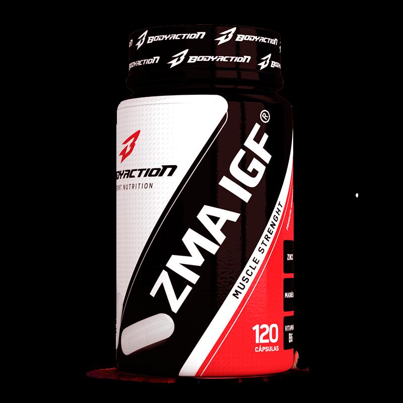 ZMA (120caps) Body Action