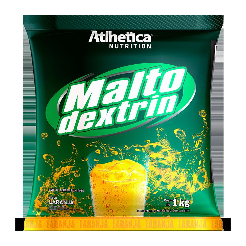 Maltodextrina Refil (1000g) Atlhetica Nutrition