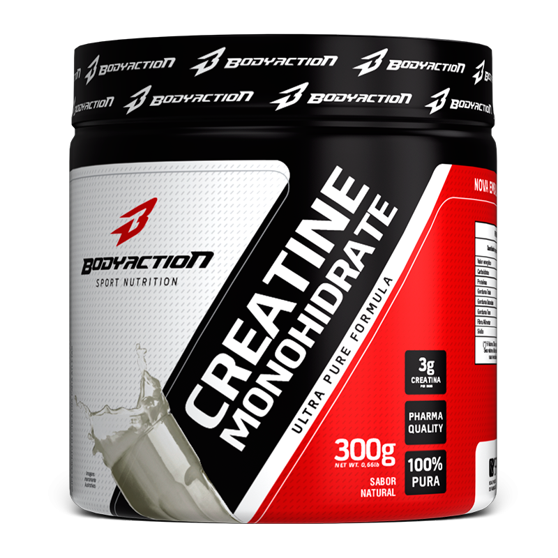 Creatine Monohidrate (300g) Body Action