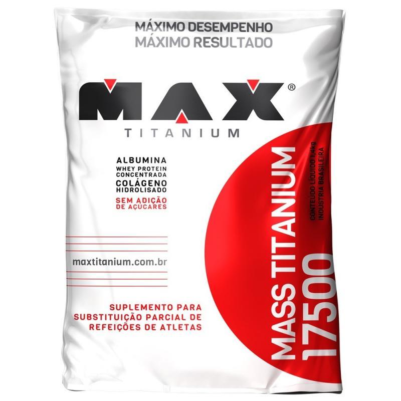 Mass Titanium 17500 Refil (1 4kg) Max Titanium