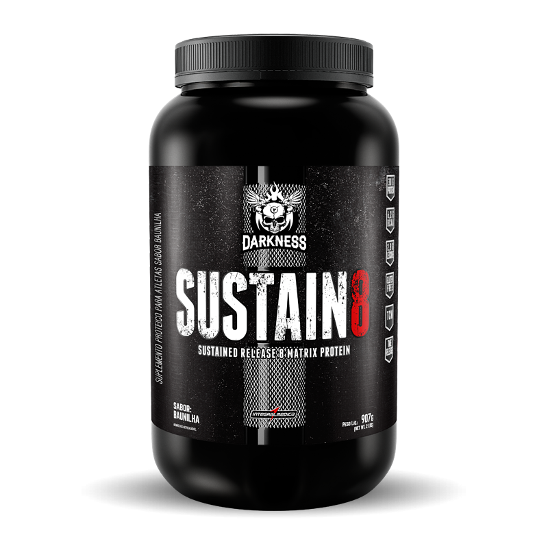 Sustain 8 (907g) IntegralMedica -Chocolate