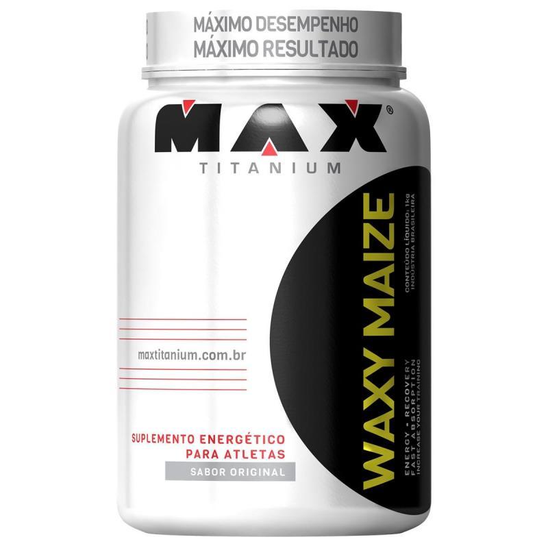 Waxy Maize (1kg) Max Titanium