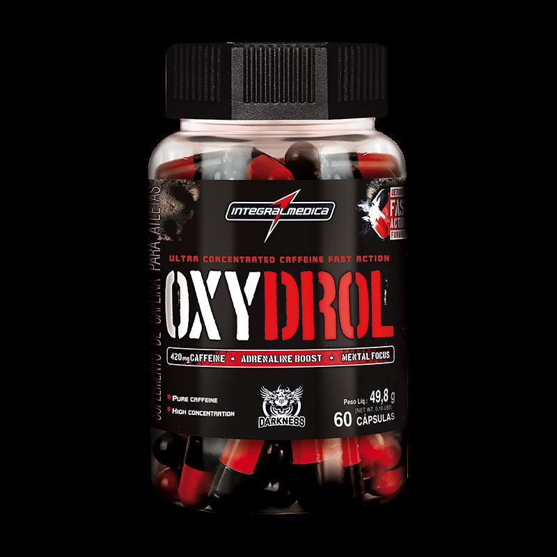 Oxydrol (60caps) IntegralMedica