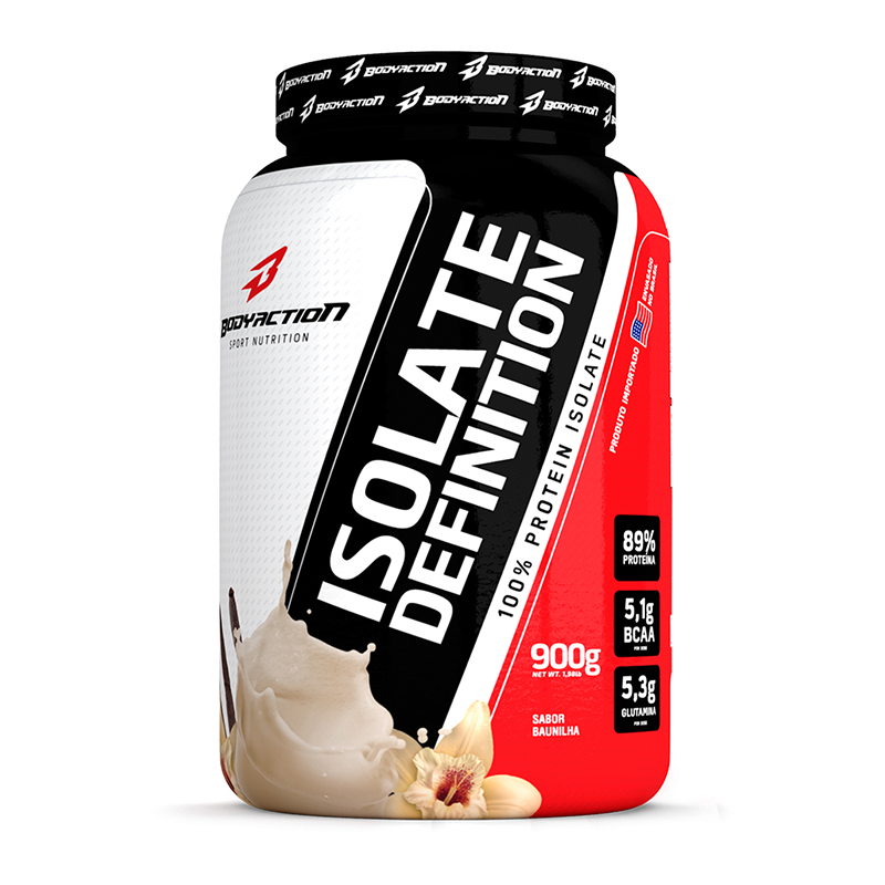 Isolate Definition (900g) Body Action