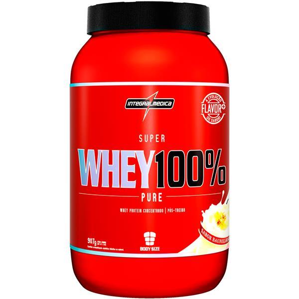 Super Whey 100% Pure (907g
