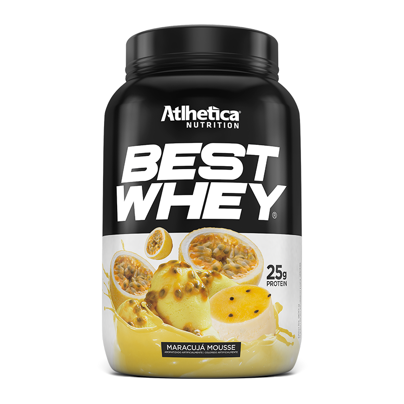 Best Whey (900g) Atlhetica Nutrition-Cinnamon Roll