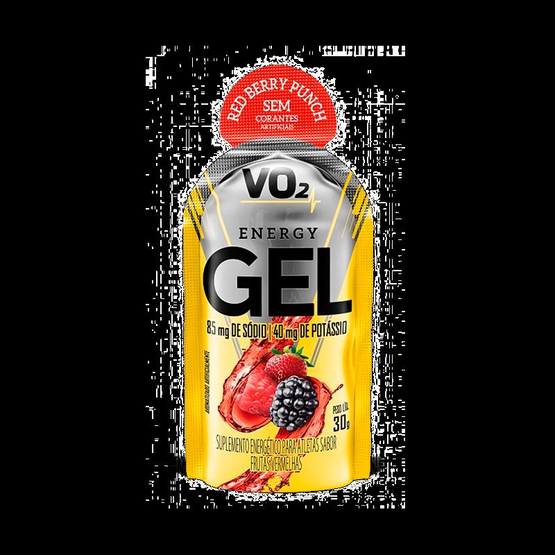Vo2 Energy Gel (10unid) IntegralMedica