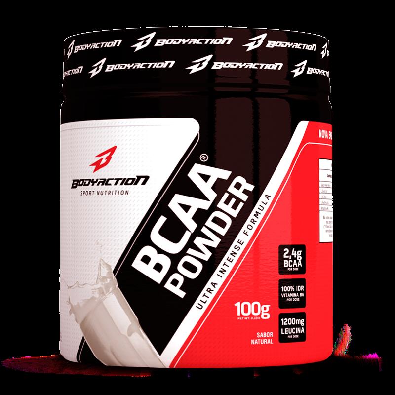 BCAA Powder (100g) Body Action