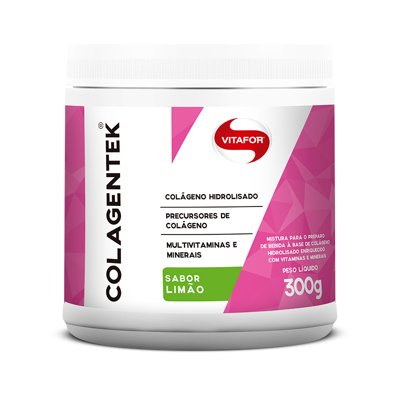 Colagentek - Colágeno (300g) Vitafor