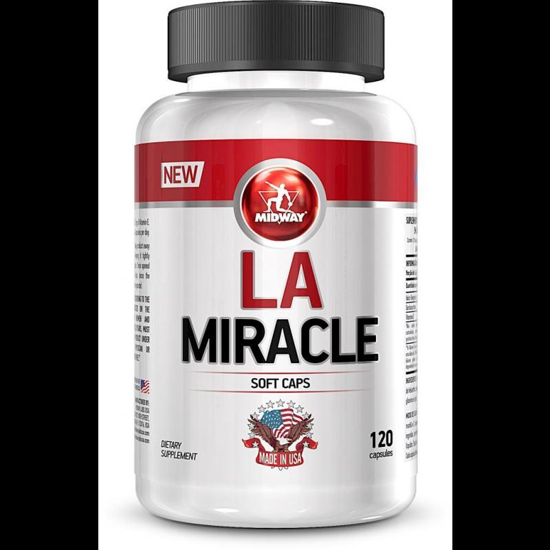 L.A Miracle USA (120caps) Midway