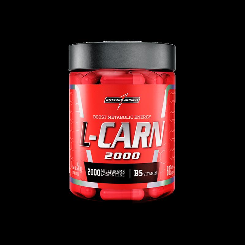 L-Carn (120caps) IntegralMedica