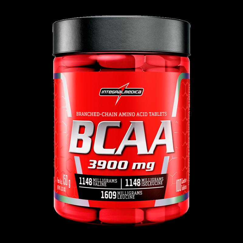 BCAA 3900 (100tabs) Integral Medica