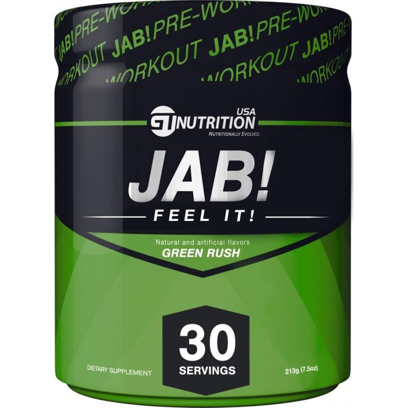 JAB! (192g) GT Nutrition USA-Maça Verde