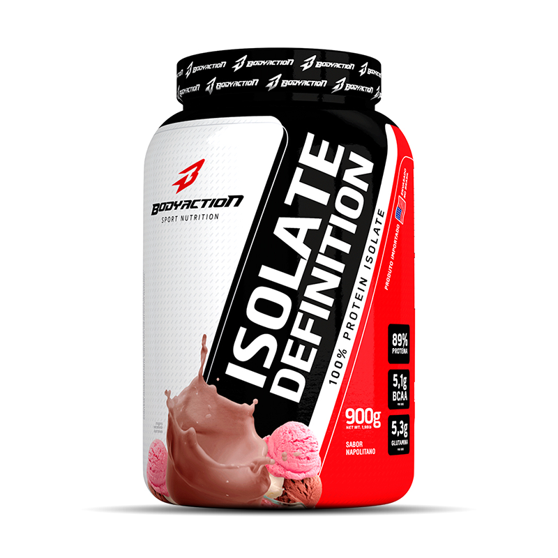 Isolate Definition (900g) Body Action-Chocolate