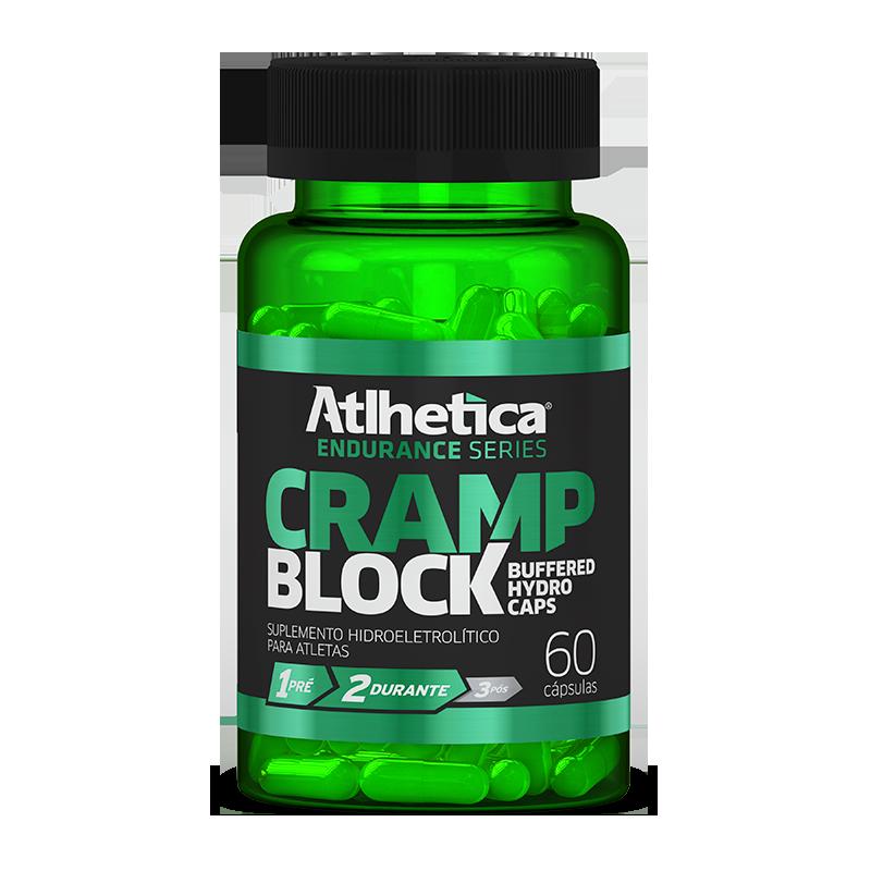 Cramp Block (60caps) Atlhetica Nutrition
