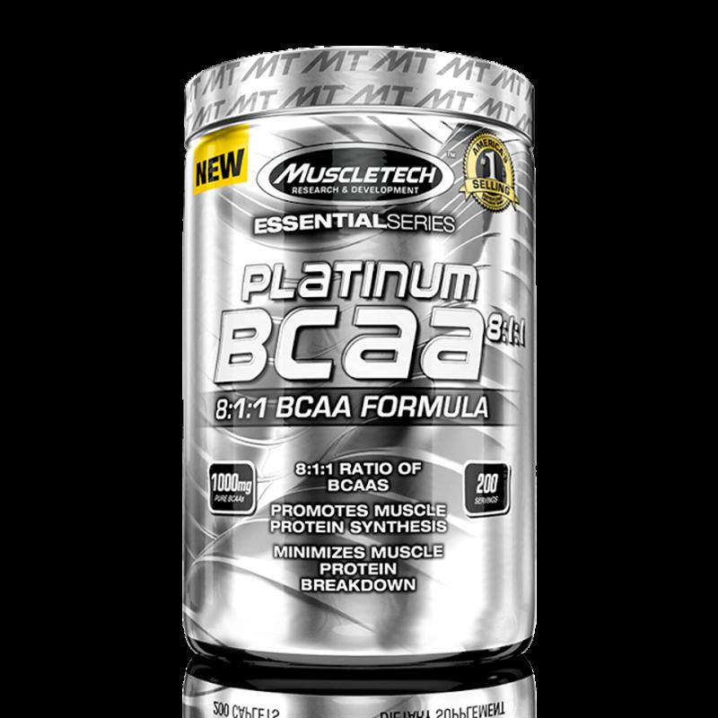 Platinum BCAA 8:1:1 (60tabs) MuscleTech
