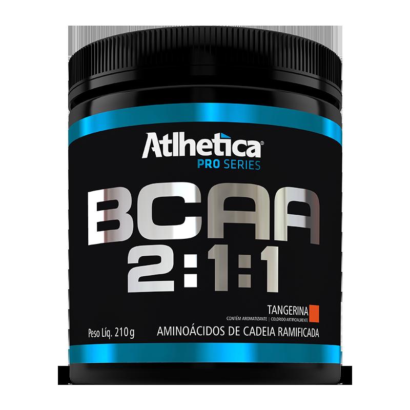 BCAA 2:1:1 (210g) Atlhetica Nutrition