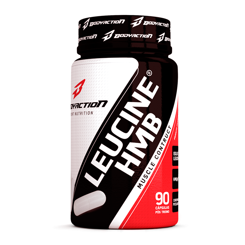Leucine HMB (90caps) Body Action