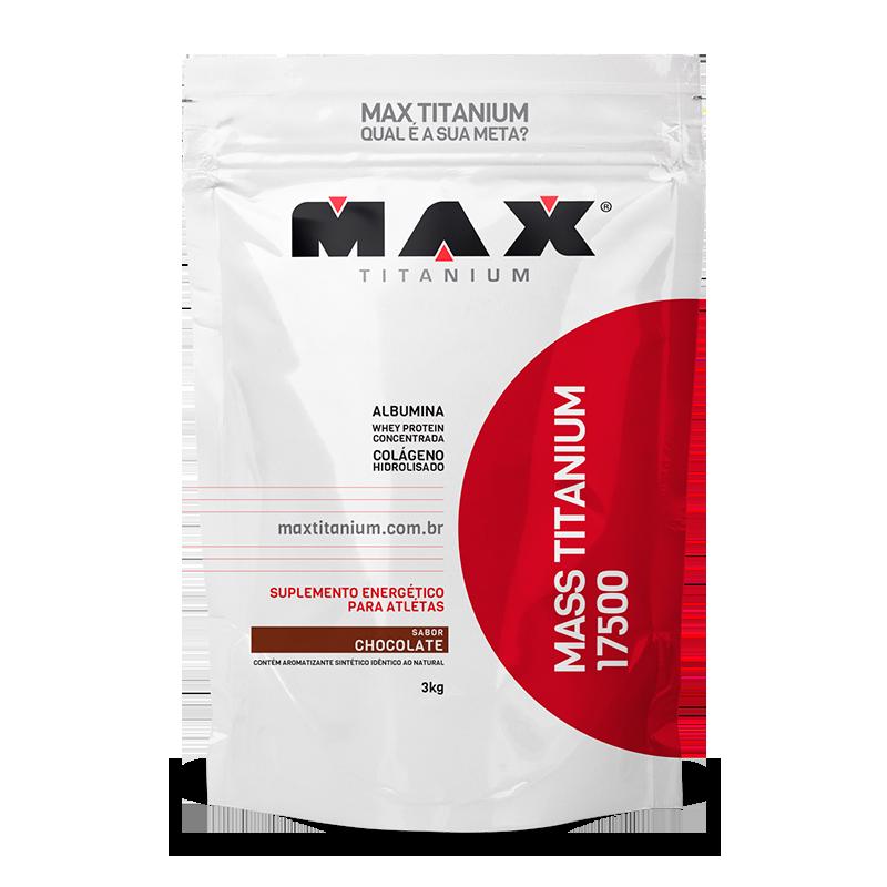 Mass Titanium 17500 Refil (3kg) Max Titanium
