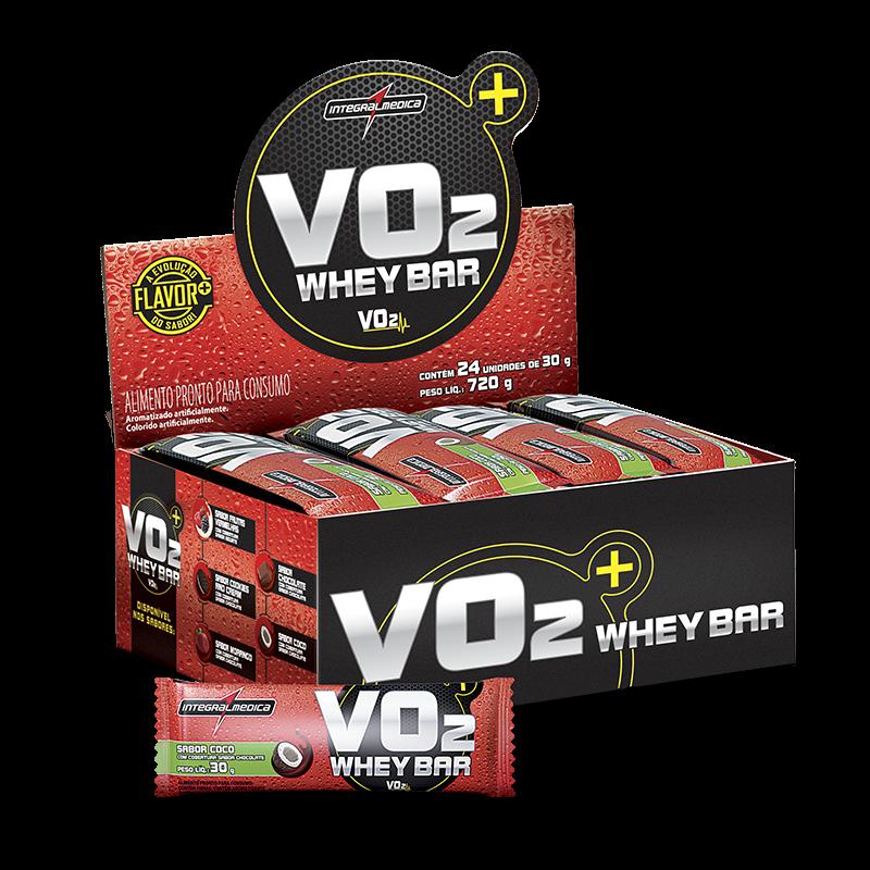 VO2 Slim Bar (24unid-30g) IntegralMedica