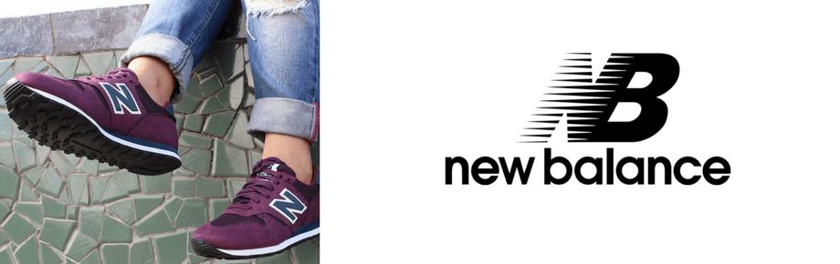 Banner marca New Balance