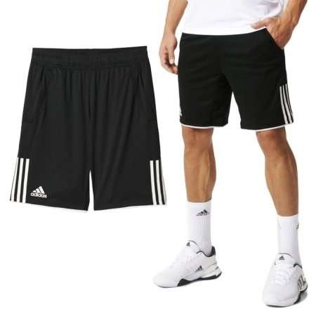 fca798f76 Bizz Store - Bermuda Masculina Adidas Club Preta Esportiva
