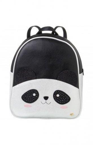 Mochila Infantil Menina Pampili Zoo Panda 600.721