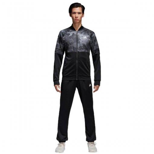 f85f859e788ef Bizz Store - Agasalho Masculino Adidas Cosy Moletom