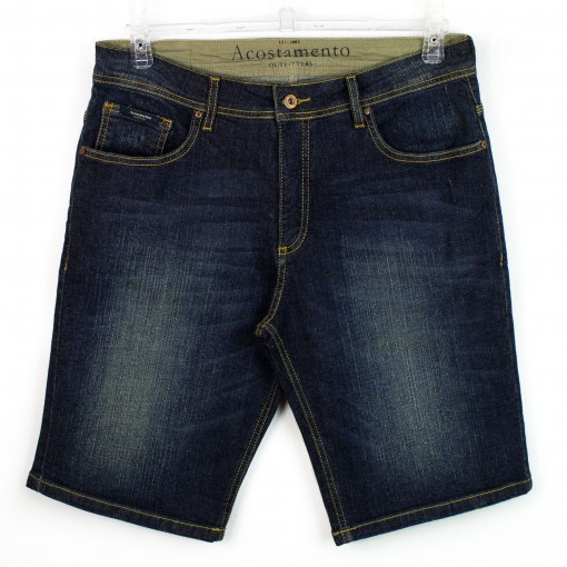 Bermuda Jeans Masculina Acostamento 64116036