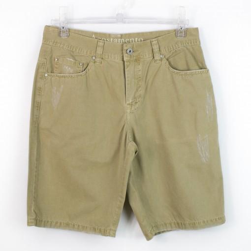 Bermuda Masculina Acostamento Jeans Sarja 67116044