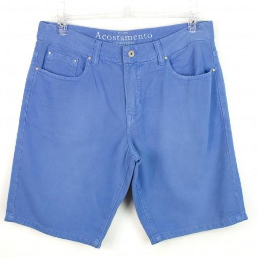 Bermuda Jeans Masculina Acostamento 67116050