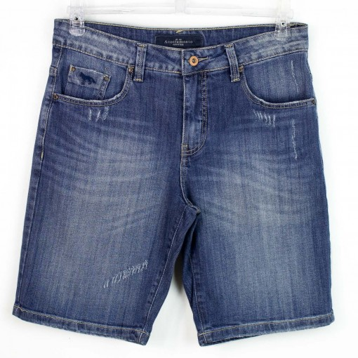 Bermuda Jeans Masculina Acostamento 68116030