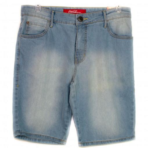 Bermuda Jeans Masculina Coca-Cola 003.32.00842