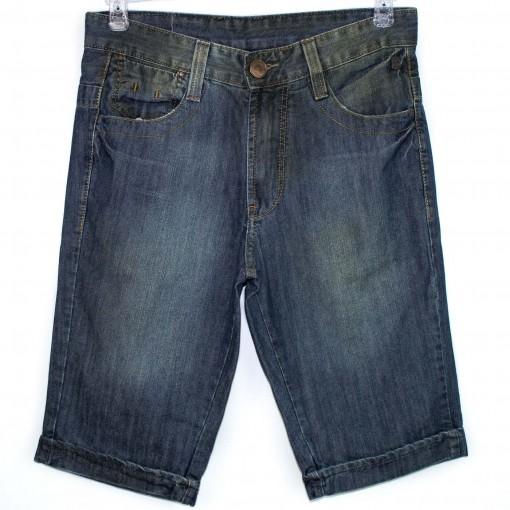 Bermuda Jeans Masculina Dixie 17.01.1538