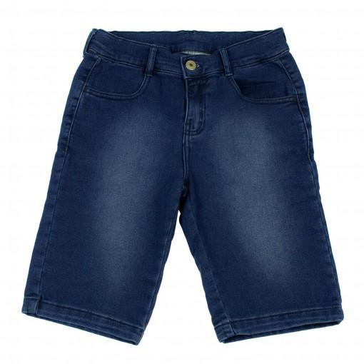 Bermuda Jeans Infantil Masculina Hering Kids C49vjelus