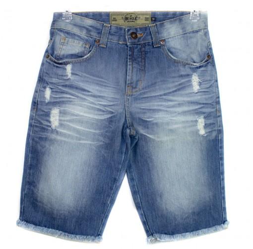 Bermuda Jeans Masculina Beagle 033452