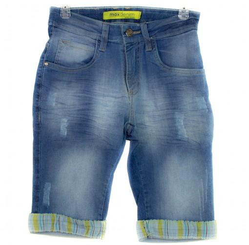 Bermuda Jeans Masculina Max Denim 002 1914