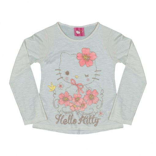 Blusa Infantil Hello Kitty 0802.87167
