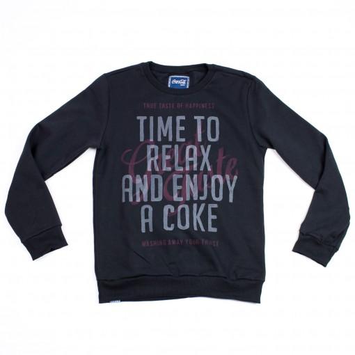 Moletom Coca-Cola Masculino 041.32.00244