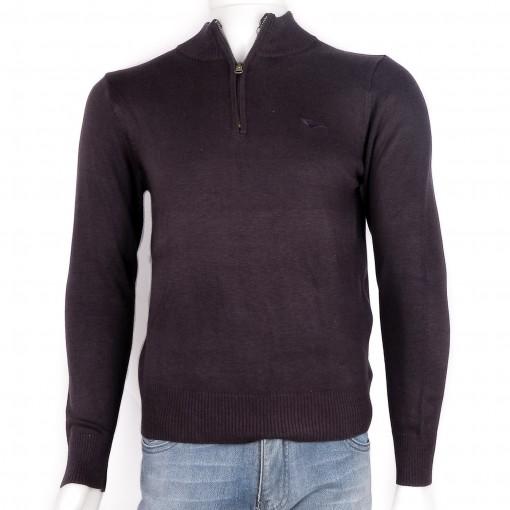 Blusão Masculino Everlast Tricô Essencial Gola Alta 2491204