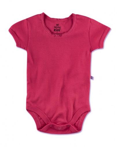 Body Básico Bebê Menina Hering Kids Kxna1bsn